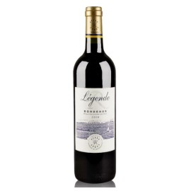 Imported Bottle of Red Wine...
