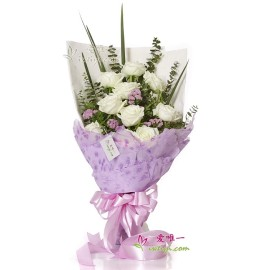 The bouquet of flowers « Unforgettable »