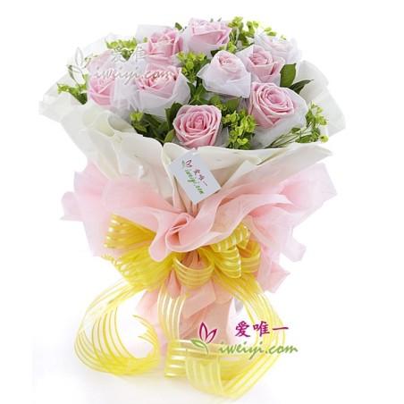 The bouquet of flowers « Sweet memories »