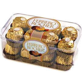 Ferrero Rocher Chocolate Box of 16 Pcs