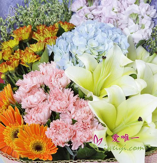 yellow perfume lilies