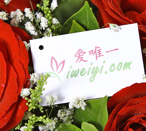 send red roses to China