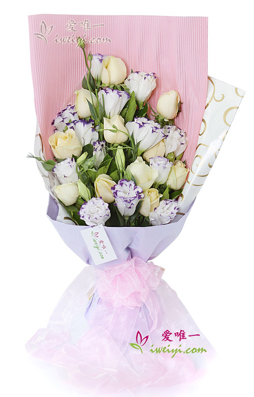 The bouquet of flowers « Floral seasons »