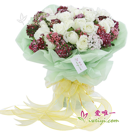 The bouquet of flowers « Marvelous gift »